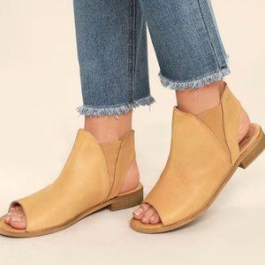 Musse & Cloud Ciara Leather Sandal